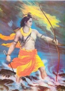 Lord Rama #rama #hindu #art
