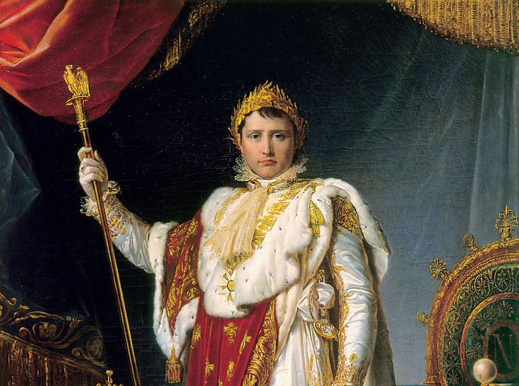 Montreal Museum of Fine Arts -  Napoleon: Art and Court Life in the Imperial Palace (until May 6)