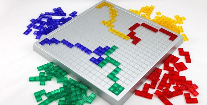 blokus board game for logic