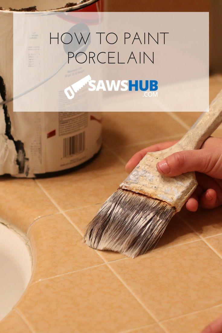 How To Paint Porcelain Porcelain Painting