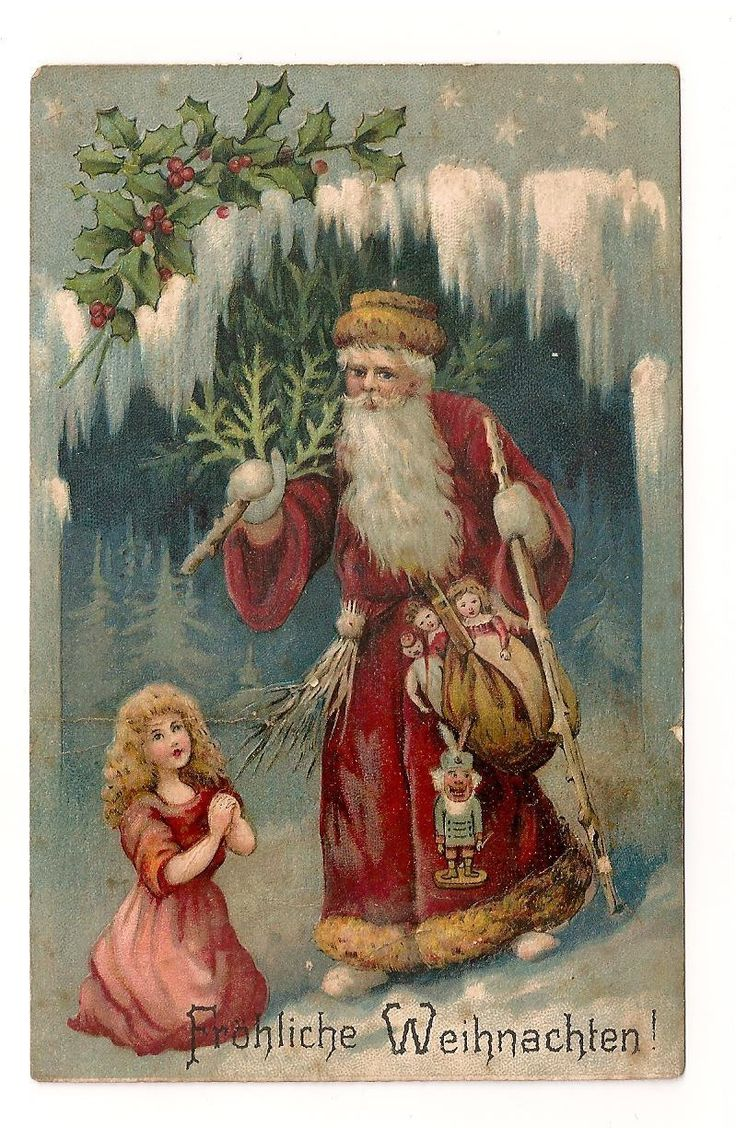 2322 best christmas card images on pinterest vintage. Black Bedroom Furniture Sets. Home Design Ideas