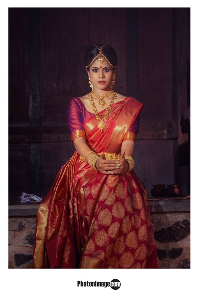 Traditional south Indian bride - PhotonImage, Renuka Makeup artist