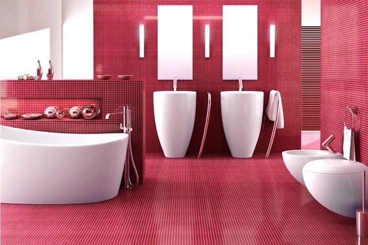 25-Colorful-Bathrooms-to-Inspire-You-on-This-Weekend-2.jpg (850×566)