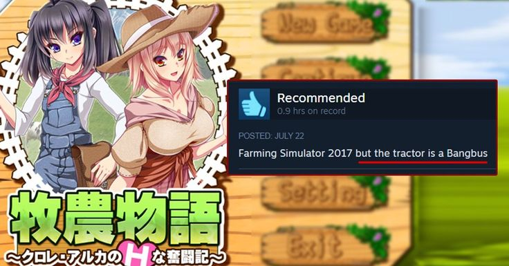 15 Hilarious Gems From Steam's User Review Section #collegehumor #lol