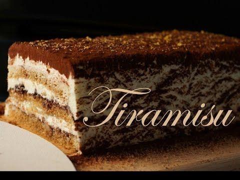 Tiramisu - Taste of Italy - Bruno Albouze -THE REAL DEAL - YouTube