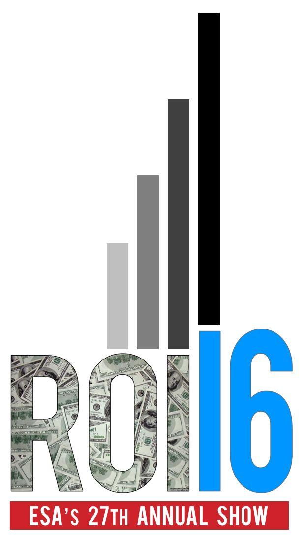 ESA's 27th ANNUAL SHOW: ROI2016! January 20-22, 2016 at Marriott Sanibel Harbour, Fort Myers, Florida. http://ROI.ESACompany.com