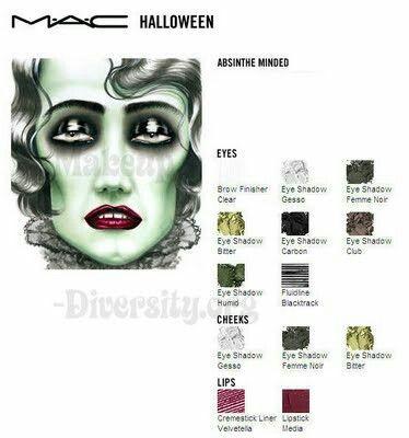 59 best Makeup Haloween images on Pinterest   Halloween makeup ...