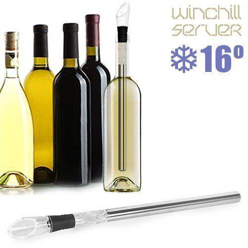 Winchill server refrigeratore bottiglia di vino - Raffredda bottiglia: Amazon.it: Casa e cucina