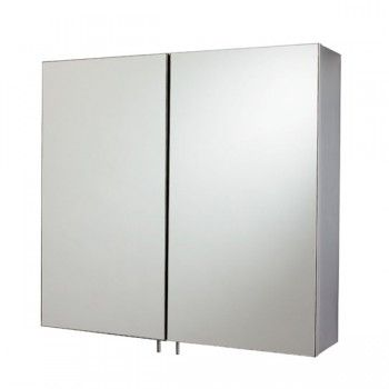 Stainless Steel Bathroom Cabinet Double Door 56 Height 550 Width 600 Depth