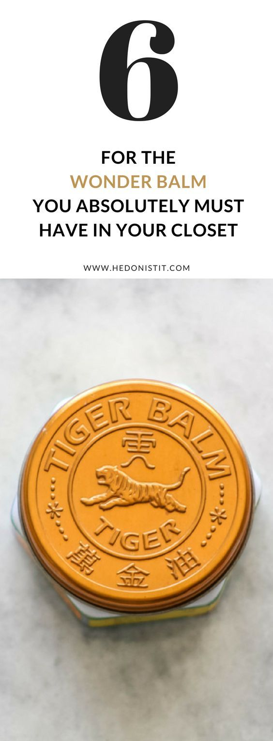 Tiger Balm Uses & Benefites : Still dont know about the wonder balm  Tiger Balm, and the magic it can do to your body? The contents of your medicine cabinet are going to shrink significantly this coming winter! Click through to read about the 6 uses & benefits of this magic balm {sp