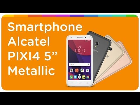 "Hi, I'm Lu. I'm here to help and make the best buy. Let's see if this product is right for you?   Look that!   Smartphone Alcatel PIXI4 5 ""is Dual SIM, have large screen and 4G internet. So, you can use two different operators to open web pages, watch videos   YouTube or..."