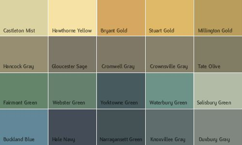 benjamin moore exterior paint color chart home painting. Black Bedroom Furniture Sets. Home Design Ideas