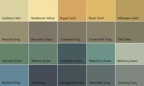 38 Best Images About Paint Colors On Pinterest Paint