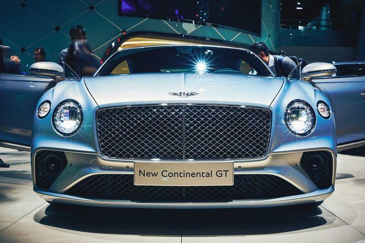 2018 Bentley Continental GT  #Bentley #Bentley_Continental_GT #EV #2018MY #British_brands