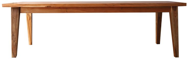 Casual Country Dining Table