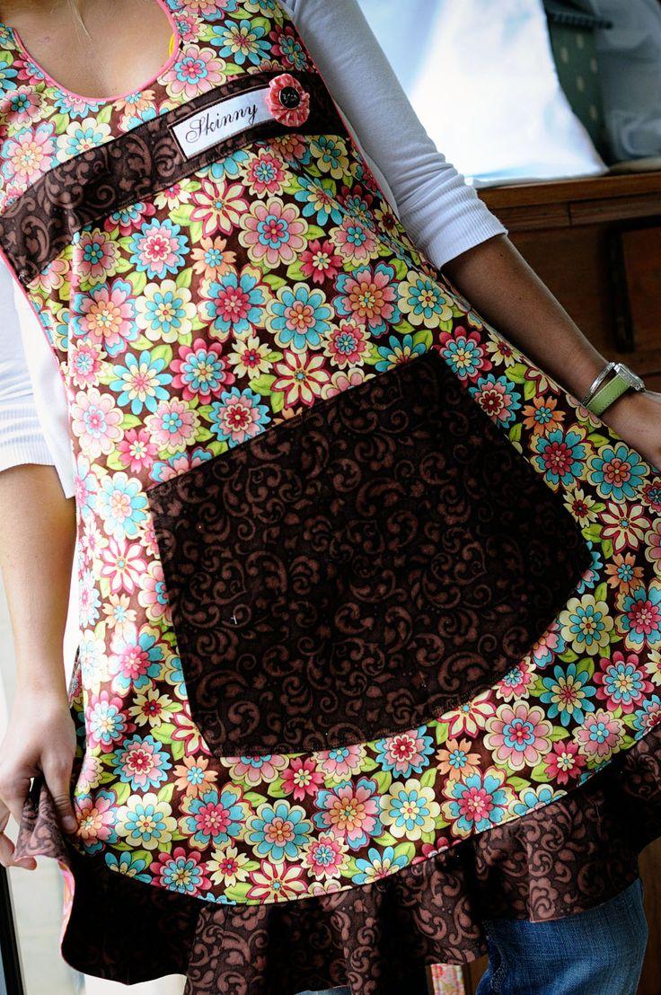 Ogilvies designs christmas aprons gloves amp tea towels - Reversible Birthday Apron
