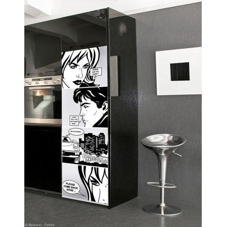 les 25 meilleures id es de la cat gorie stickers frigo sur pinterest stickers pour frigo. Black Bedroom Furniture Sets. Home Design Ideas