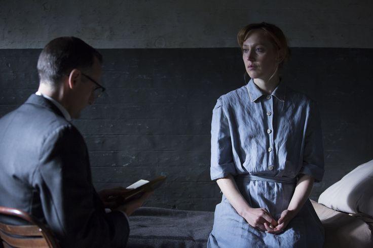 Hattie Morahan as Alice Merren in The Bletchley Circle 2013