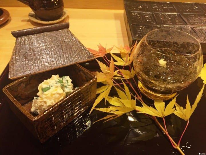 Ginza Sushi Ojima - Enjoy Exquisite Japanese Kaiseki Cuisine!