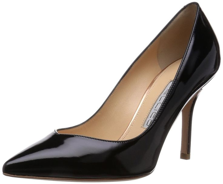 Amazon.co.jp: [ペリーコ] PELLICO V CUT POINTED TOE PUMPS 8 2359 CHIC NERO (ブラック/37): シューズ&バッグ:通販
