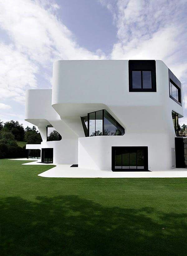 220 best HOUSES modern images on Pinterest Architecture Town