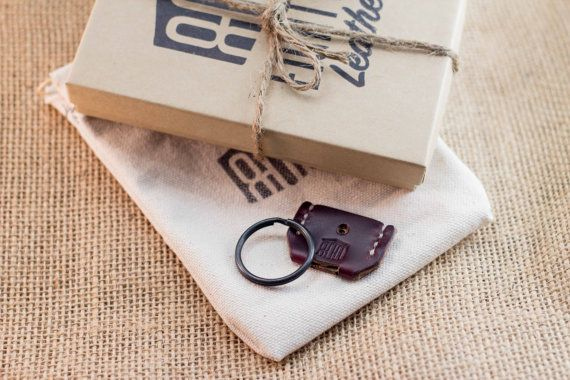 Horween Chromexcel Leather Key Cover