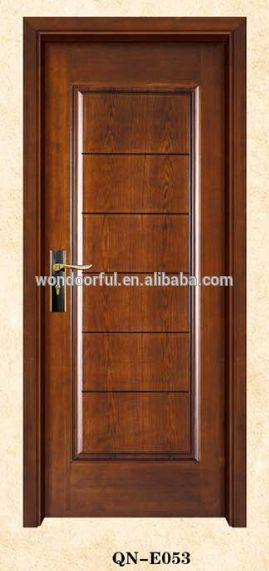 Import Cheap Goods Indian House Wooden Door Design From China