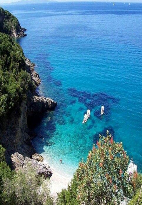 Syvota, Epirus, Greece. - Selected by www.oiamansion.com in Santorini.