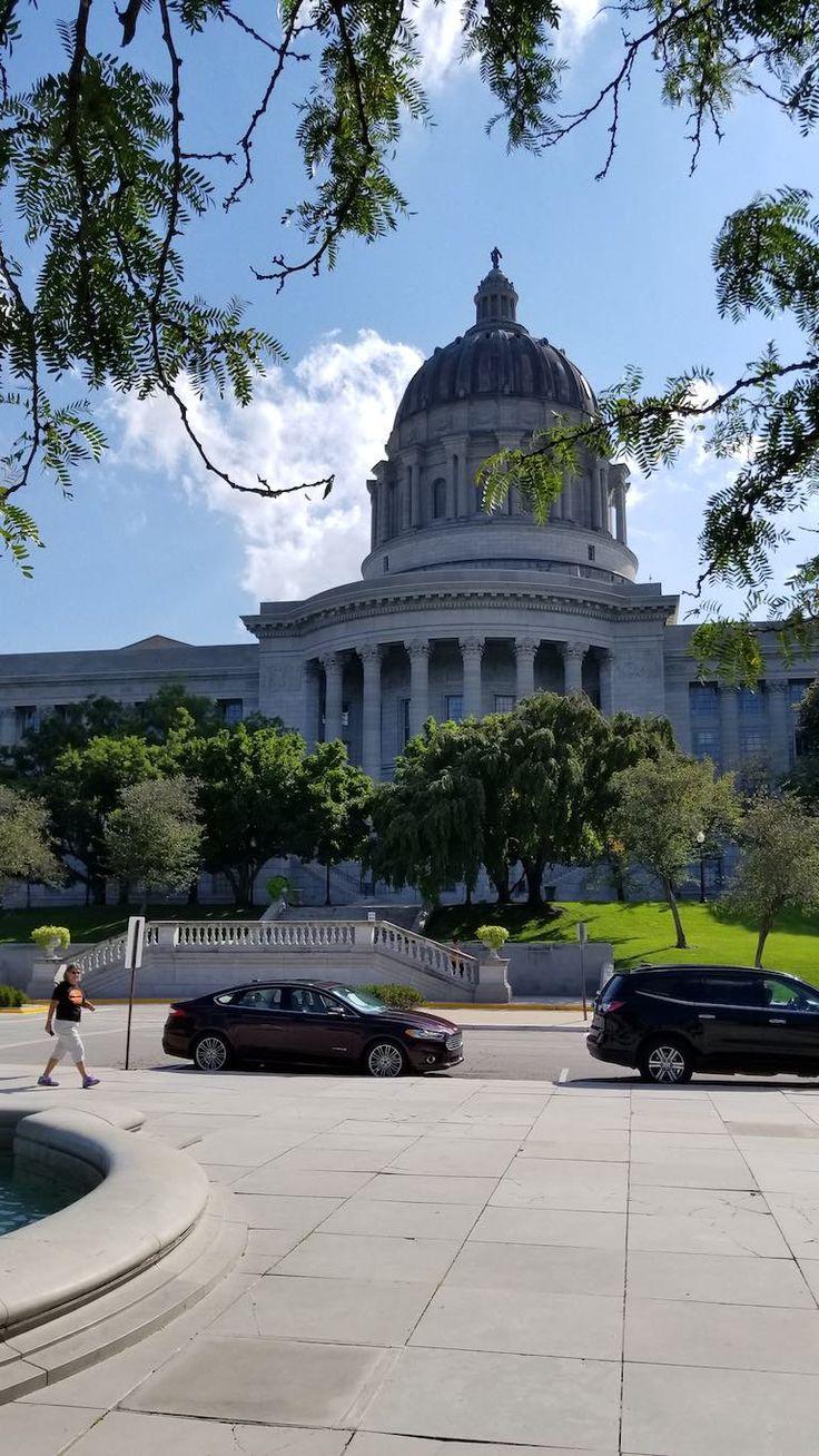 Jefferson City, Missouri USA - State Capitol