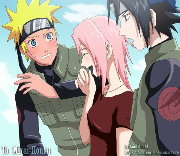 Naruto Akkipuden Sakura
