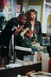 Mekhi Phifer, Jessica Alba, and Zachary Williams in Honey (2003)