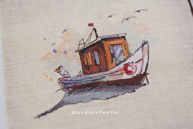 Panna Fishing boat.
