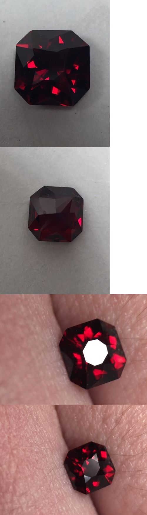 Spinel 110873: 0.52Ct Stunning Flanders Cut Red Spinel -> BUY IT NOW ONLY: $150 on eBay!