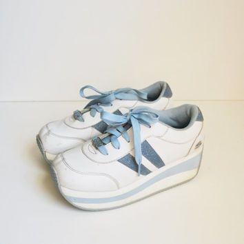 Skechers Con Plataforma