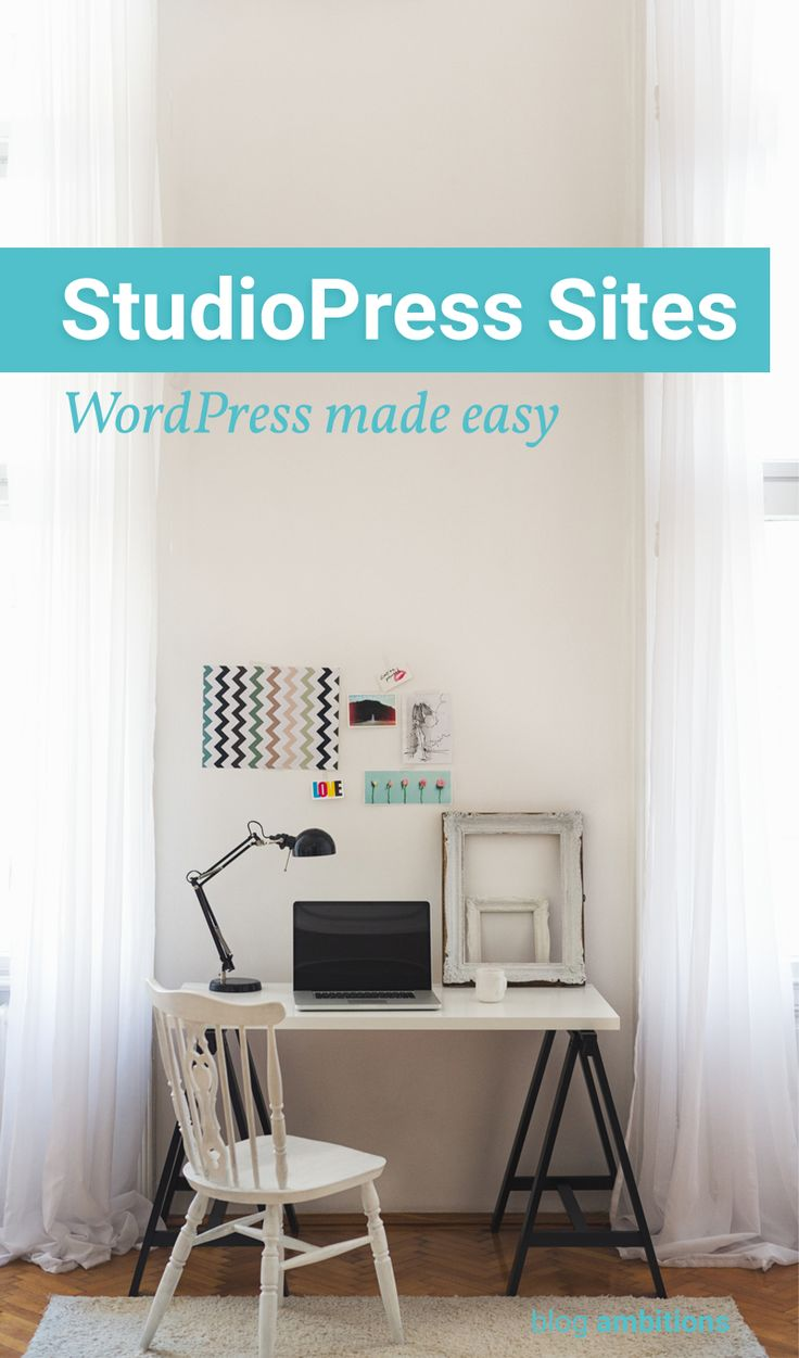 Get the power of WordPress without all of the techy hassles.
