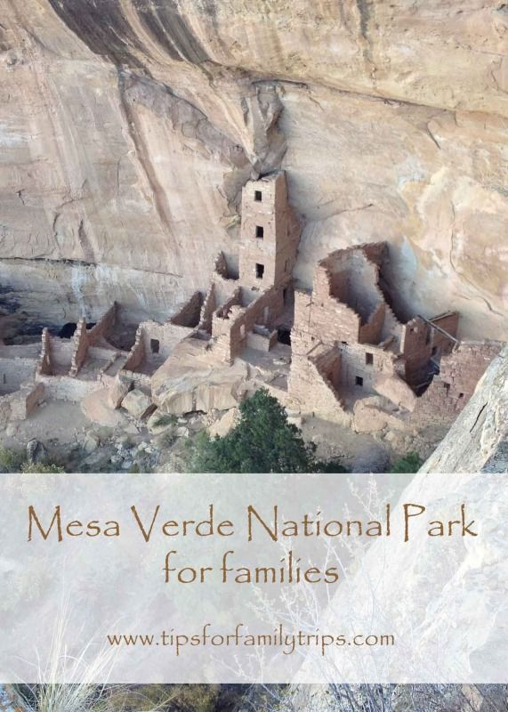 Mesa Verde National Park for Families | tipsforfamilytrips #Colorado #NationalParks - Road tripped here 2007.