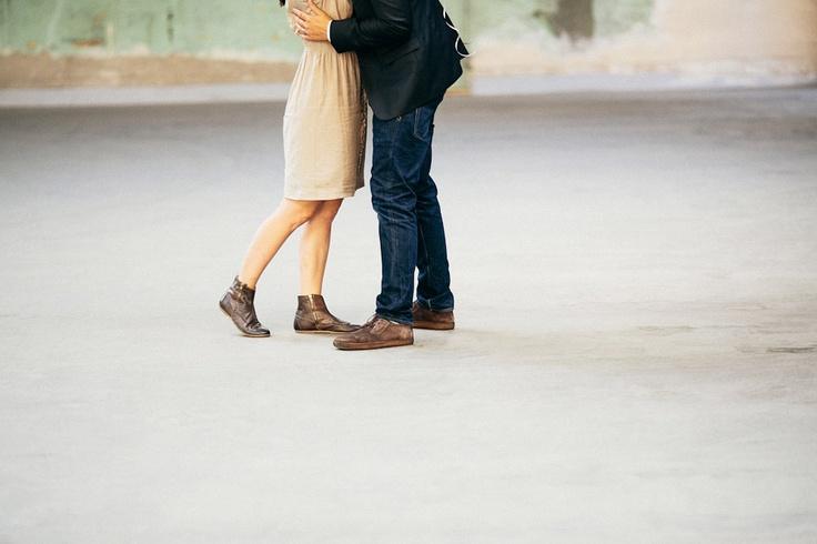 Camilla & Fredrik - engagement shoot