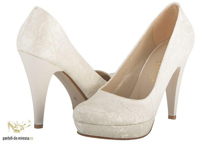 Pantofi de Mireasa Model 21