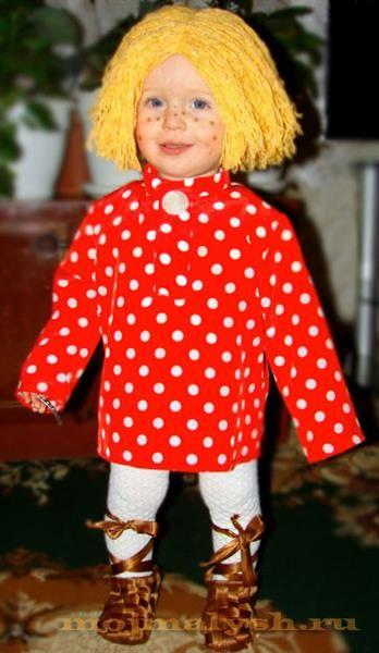 Рукоделие карнавальный костюм для мальчика домовенок
