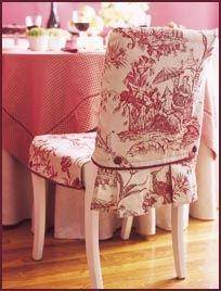 Учимся шить чехлы на стулья своими руками: 2 мастер-класса с пошаговыми фото