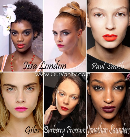 Beauty trends for Spring 2013 from London Fashion WeekBeauty Trends, Trends 2013, Trends 2012, Keys Trends, 2013 Trends, Trends Reports, Spring Summe Trends, Beautiful Trends
