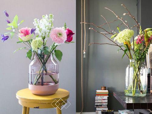 Leuke losse bloemen