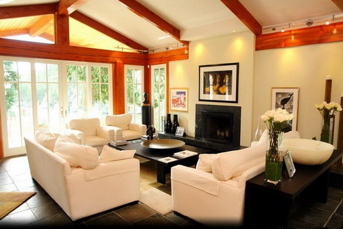 19 best Vaulted ceiling for great room images on Pinterest ...