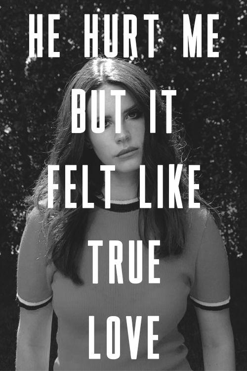 But it felt like true love... :(