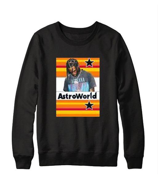 17e471ed335b Travis Scott Astroworld Sweatshirt in 2019