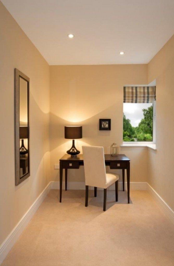 Einfache Home Office Design | Ideen bodenbelag, Design ...