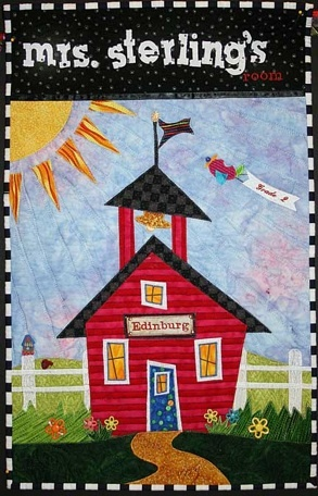 1000+ images about Schoolhouse quilt on Pinterest Antiques, Back to school and Quilt blocks