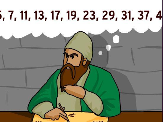 PROMETHEAN FLIP CHART LESSON PLAN: PRIME AND COMPOSITE NUMBERS. Flip ...