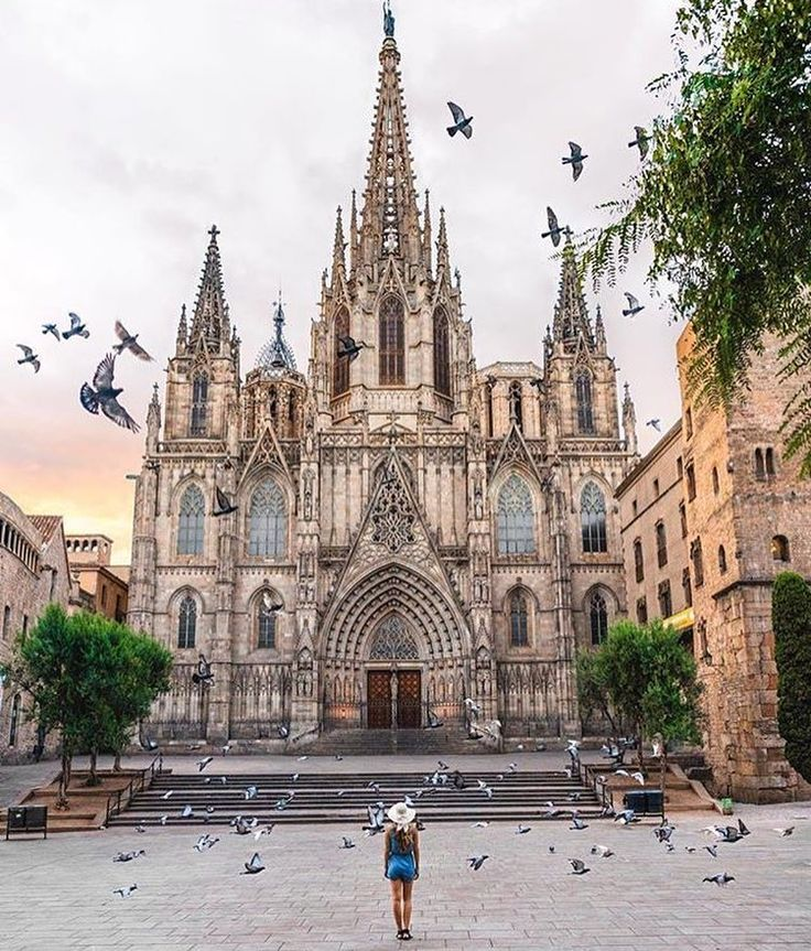 Next week I'll be going to #spain and I'm so excited! Fingers crossed for best weather and lots of delicious tapas