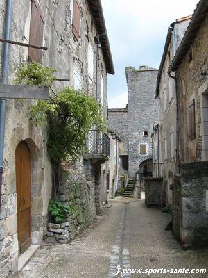 Sainte Eulalie de Cernon - Aveyron - France